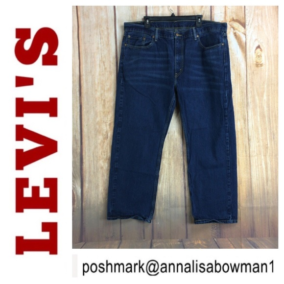 Levi's Other - 💸Levi's 559 Relaxed Straight Leg jean size 42
